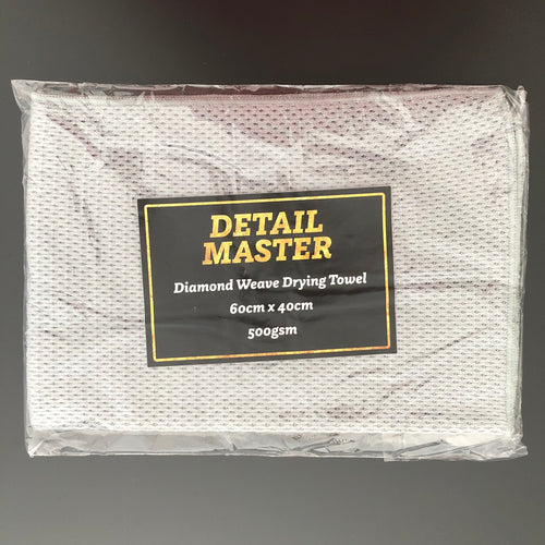 Detail Master Diamond Weave Drying Towel