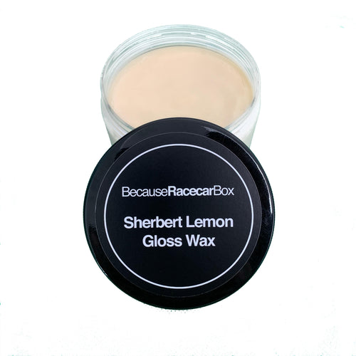 Sherbert Lemon Gloss Wax 200ml