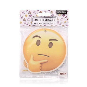 EmojiFresh Thinking Face