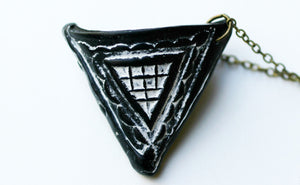 Mini Pouch Necklace - necklace - [variant_title] - [option1] - [option2] - [option3] - Uprise Jewelry