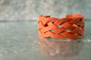 Vegan Weaved Bracelet - bracelets - [variant_title] - [option1] - [option2] - [option3] - Uprise Jewelry