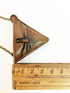 Treasure Pouch Necklace - necklace - [variant_title] - [option1] - [option2] - [option3] - Uprise Jewelry