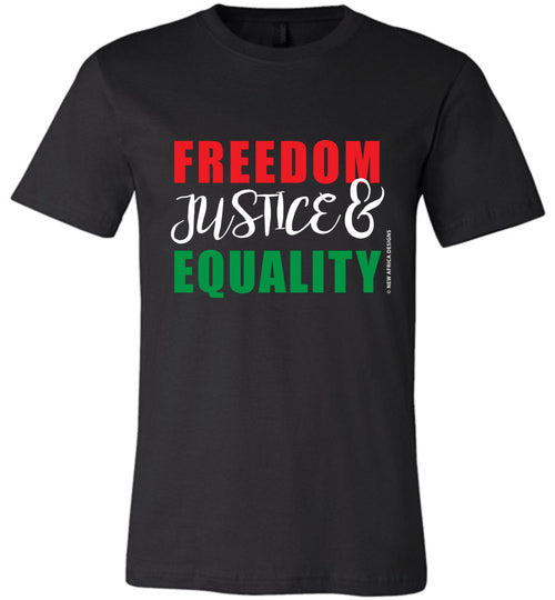 Freedom Justice & Equality