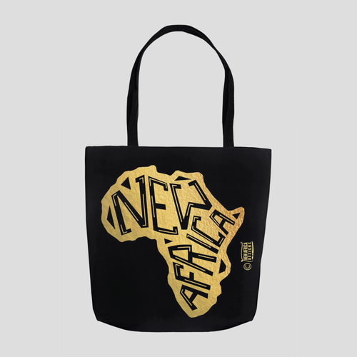 The NEW AFRICA Tote bag