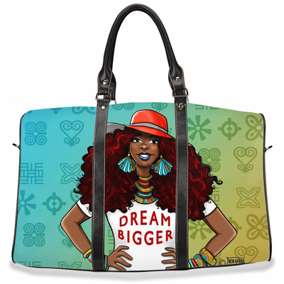 Dream Bigger Travel Bag
