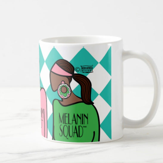 The SISTERHOOD Mug The AKA edition