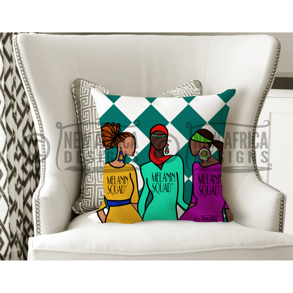 The SISTERHOOD Pillow