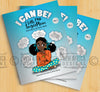 I CAN BE, Little Miss SugarPlum Coloring & Activity Book