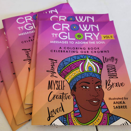 Crown N Glory Vol. 2: Messages To Adorn The Soul