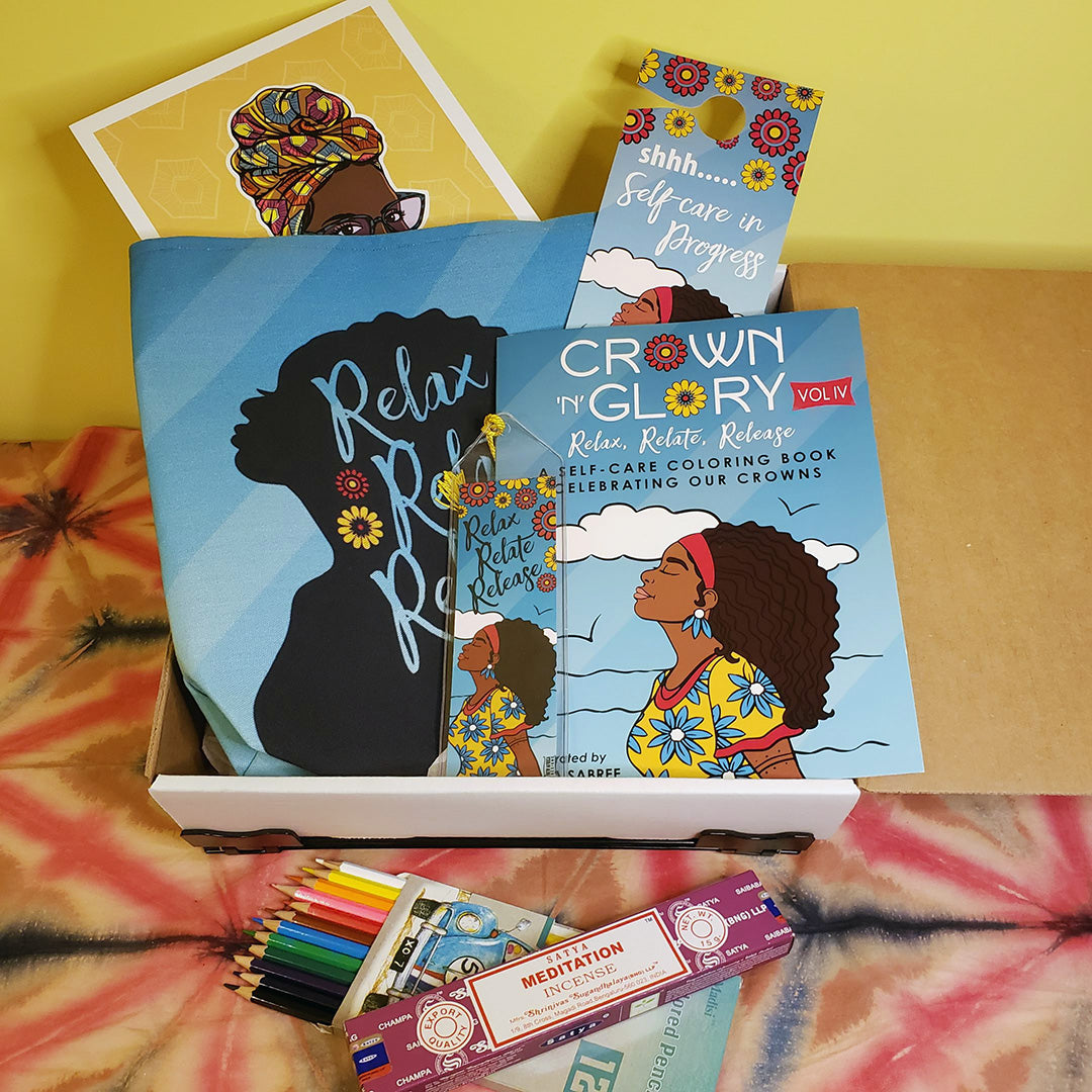The Self-Care & Chill Box