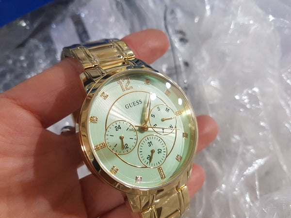 Guess Gold W0941L6 Multifunction Dial Ladies Watch