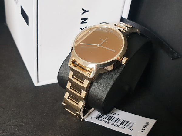 DKNY The Modernist NY2737 Reflection Gold Ladies Watch