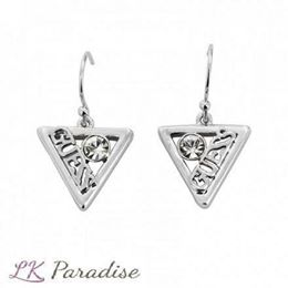 Guess-branded earrings 3