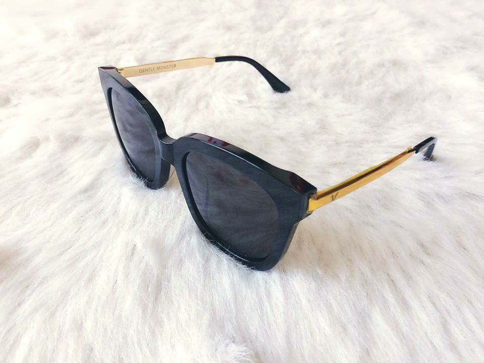 c9051c9c0a Absent Gold Sunglass by Gentle Monster