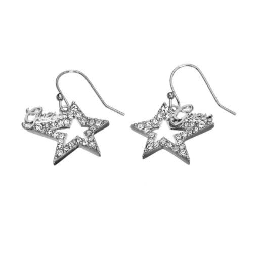GUESS EARRINGS THE SILVER STAR