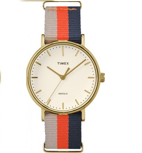 Timex TW2P91600 Nylon Unisex Mens Ladies Watch