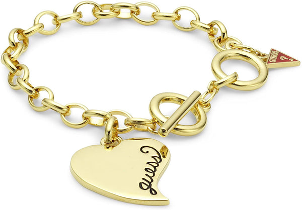 GUESS BRACELET GOLD PLATED UB306600