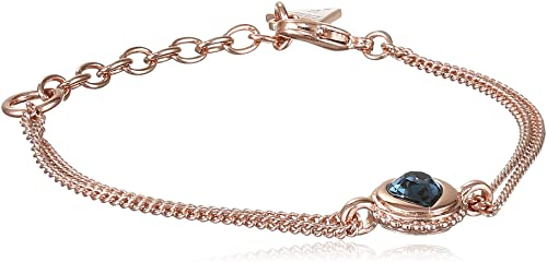 GUESS BRACELET ROSE GOLD PLATED UBB21533