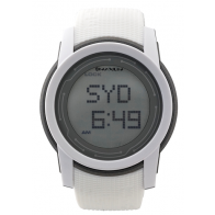 Maxum TouchScreen X1314G1 White Silicone Mens Watch