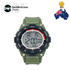 MAXUM X1552G2 Grid features Khaki Chronograph Digital Styling Men's Watch