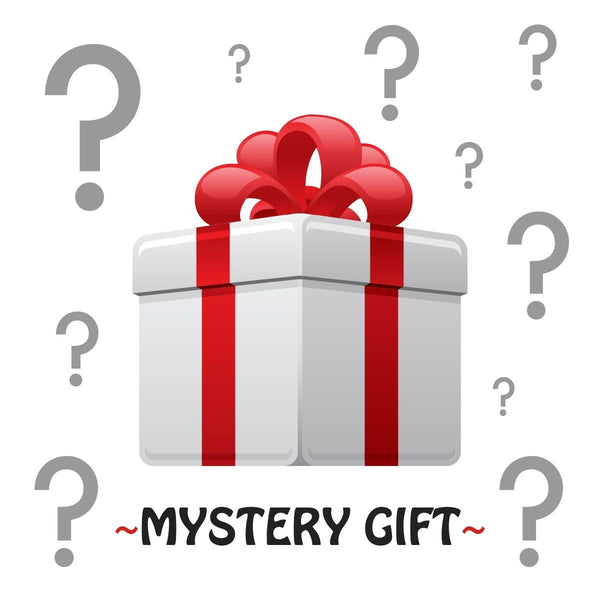 The Mystery Gift with purchase
