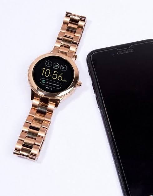 Fossil Gen 3 FTW6000 Smartwatch Venture Rose-Gold Ladies Watch