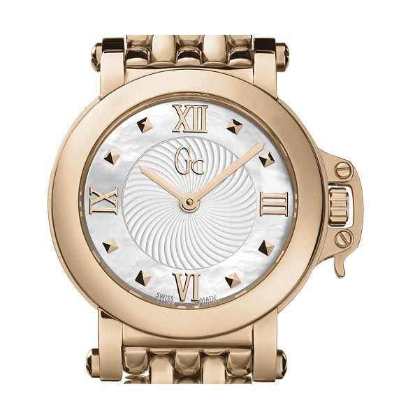 Guess Collection Swiss Gc X52003L1S Rose Gold Ladies Watch