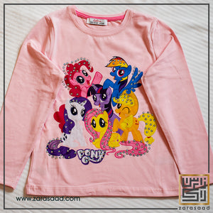 My Pony T-Shirt Diamantes