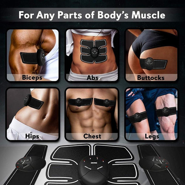 for any part of body's muscle - Trusty Fitness