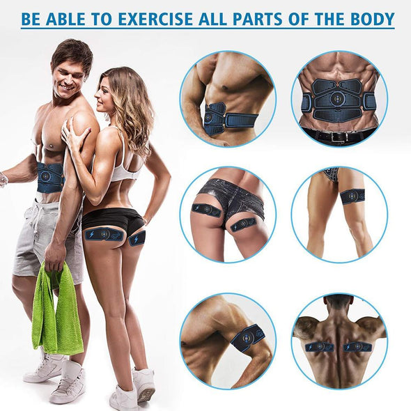 Be able to exercise all parts of body - Trusty Fitness
