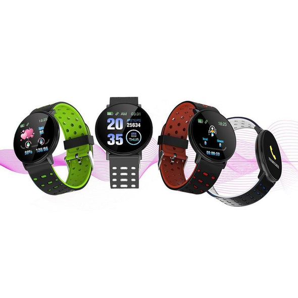 Smart Fitness Bracelet Band - SmartTracker - Trusty Fitness