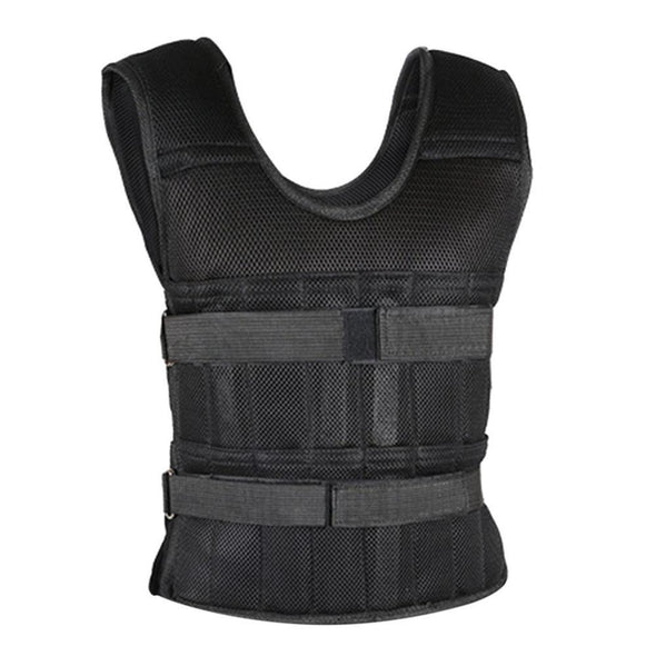 Adjustable Weighted Vest for Training Workouts - WeightedVest - Trusty Fitness