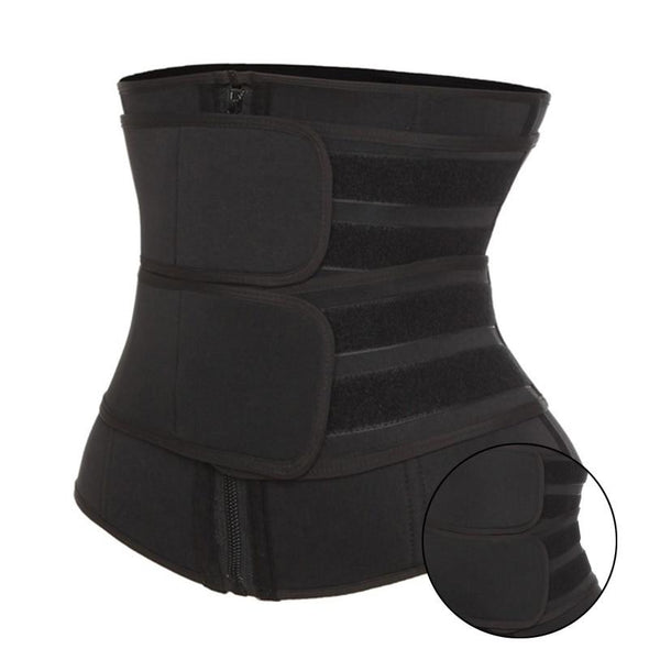 Waist Trainer Sweat Belt - WaistTrainer - Trusty Fitness