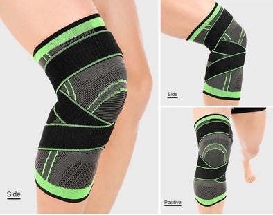 Knee Pads Support Bandage Braces - KneeBrace - Trusty Fitness