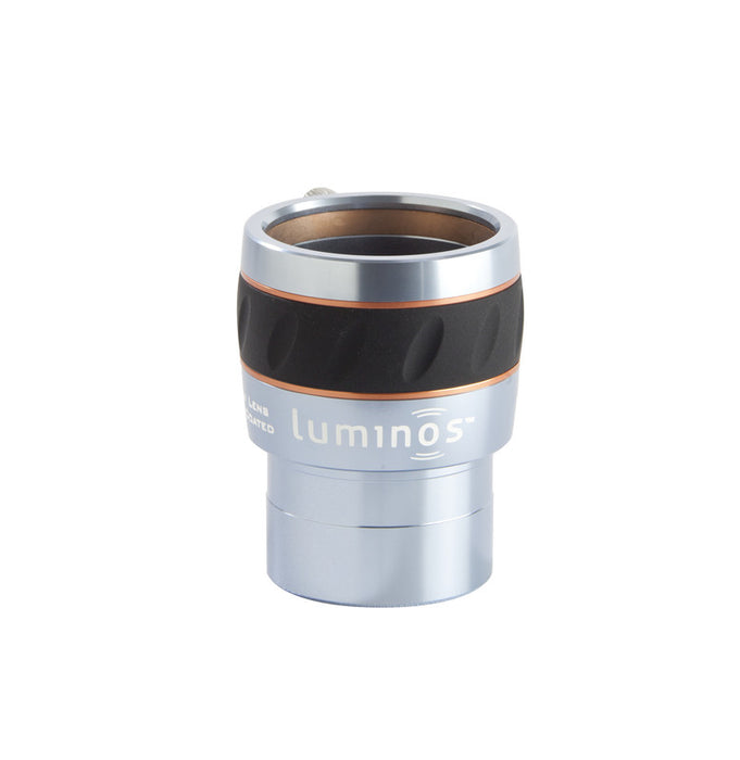 "LUMINOS 2.5X BARLOW LENS - 2"" - SKU# 93436"