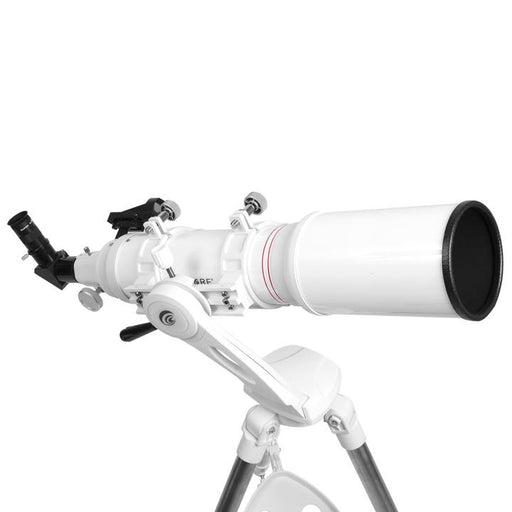 FirstLight AR102mm White Tube Refractor with Twi Nano