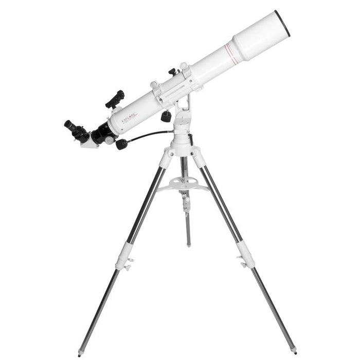 FirstLight AR102mm White Tube Refractor with Twi 1