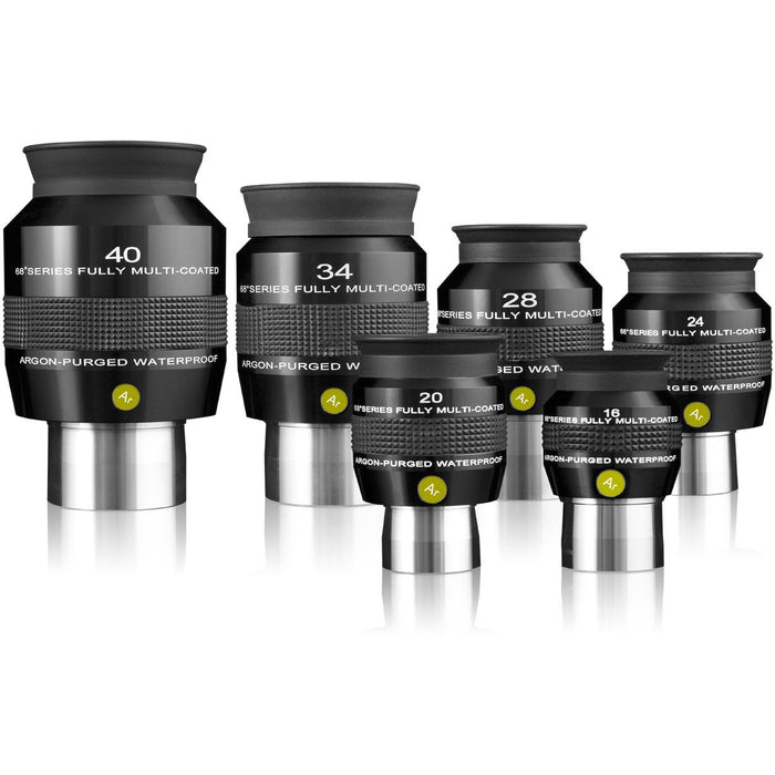 Explore Scientific 68° Series 40mm Waterproof Eyepiece - SKU# EPWP6840-01