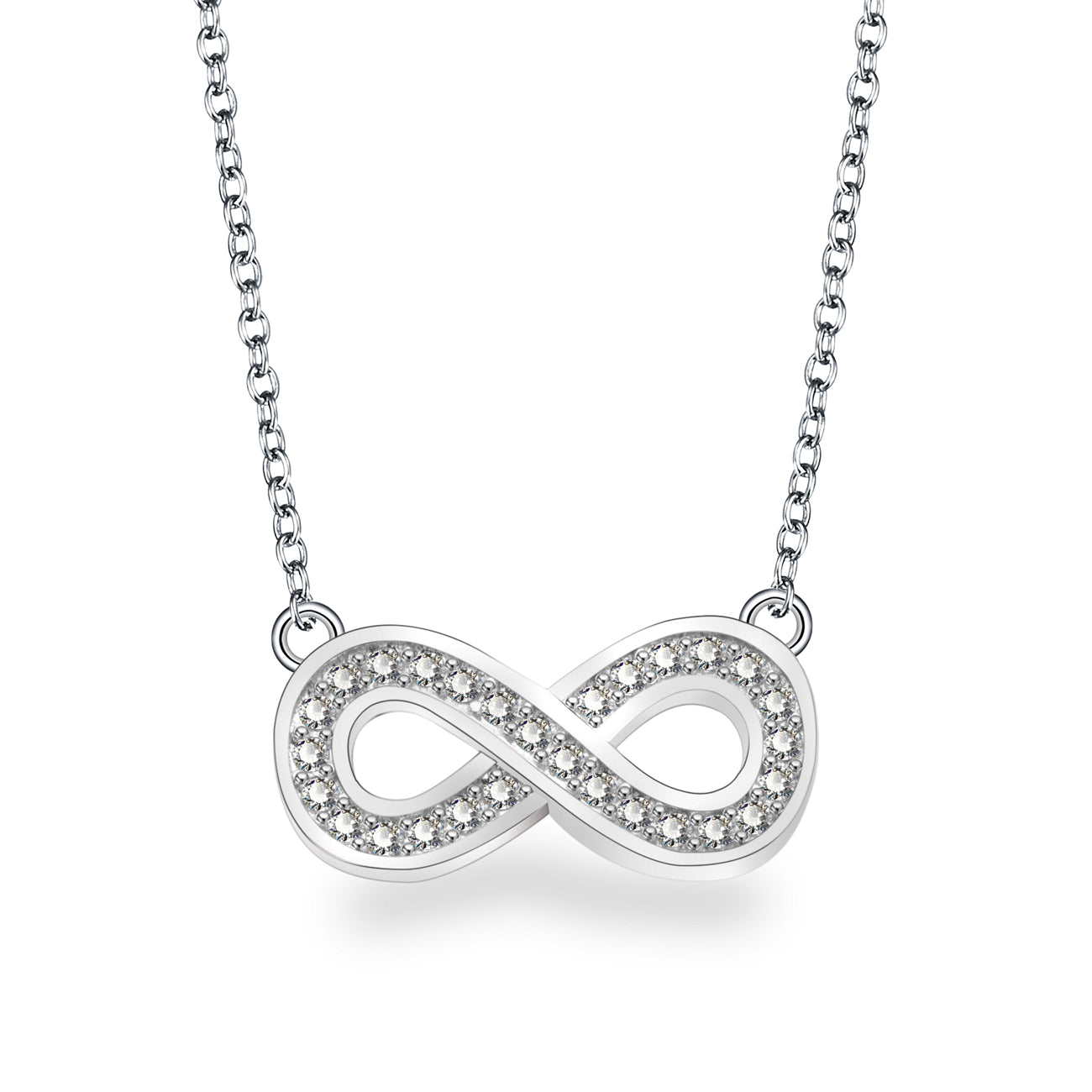 ADLEY INFINITY NECKLACE