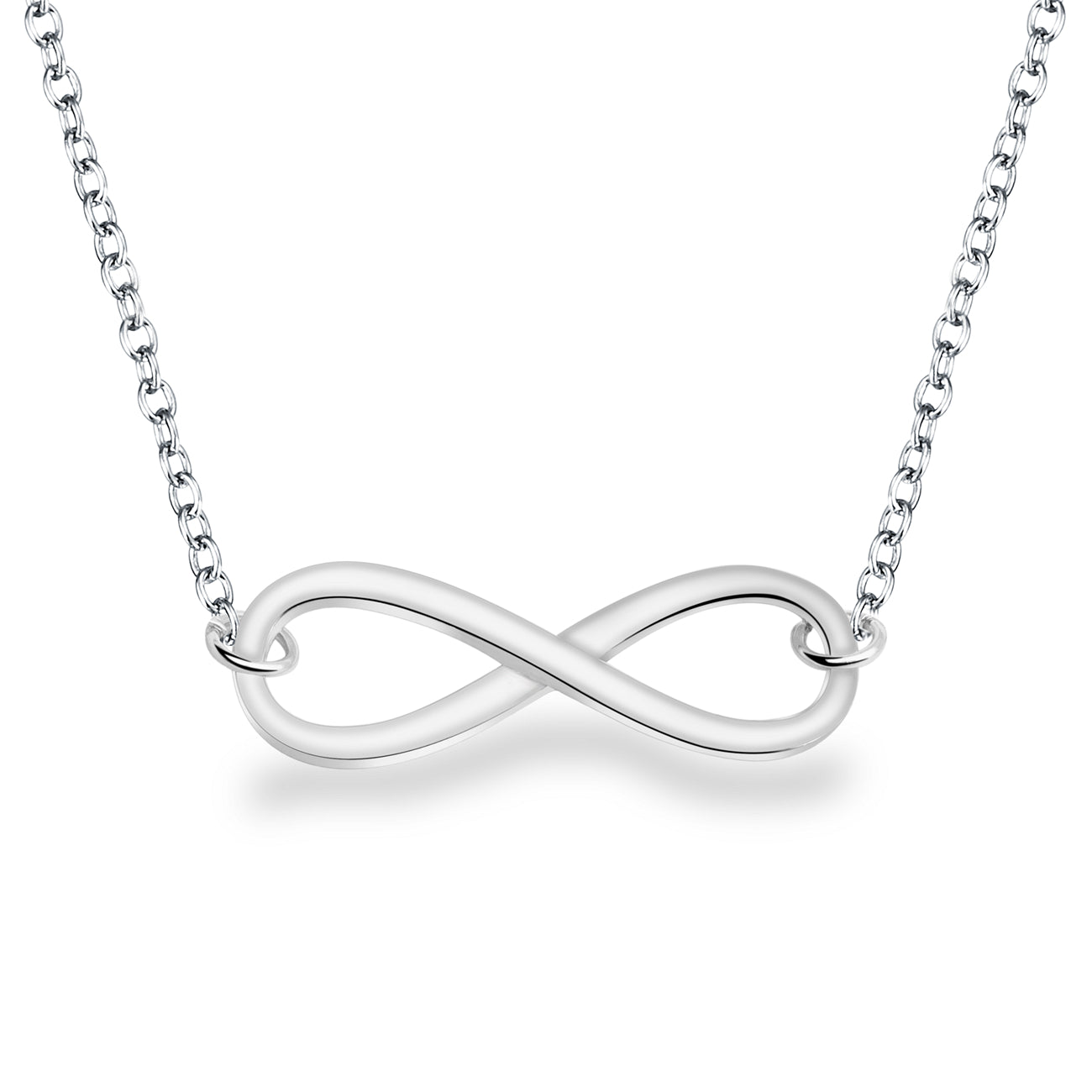 BONNIE STERLING SILVER NECKLACE