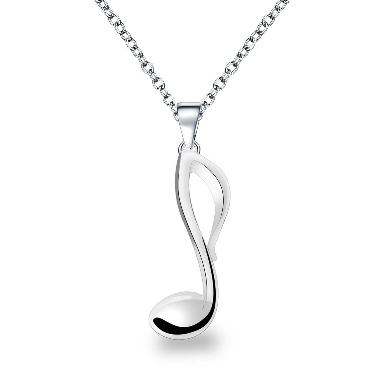 ELEANOR STERLING SILVER NECKLACE