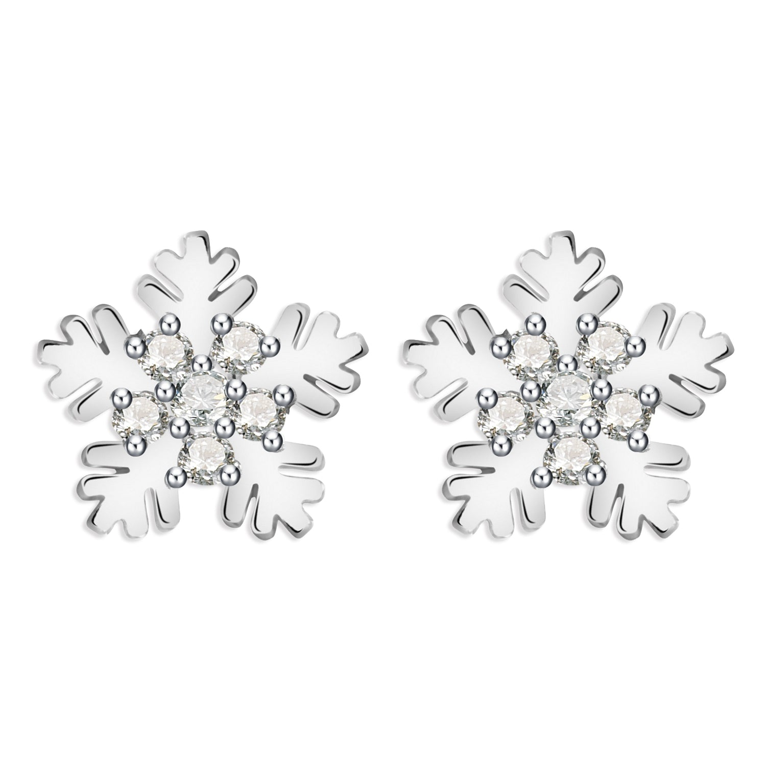 Elsa Sterling Silver Earrings