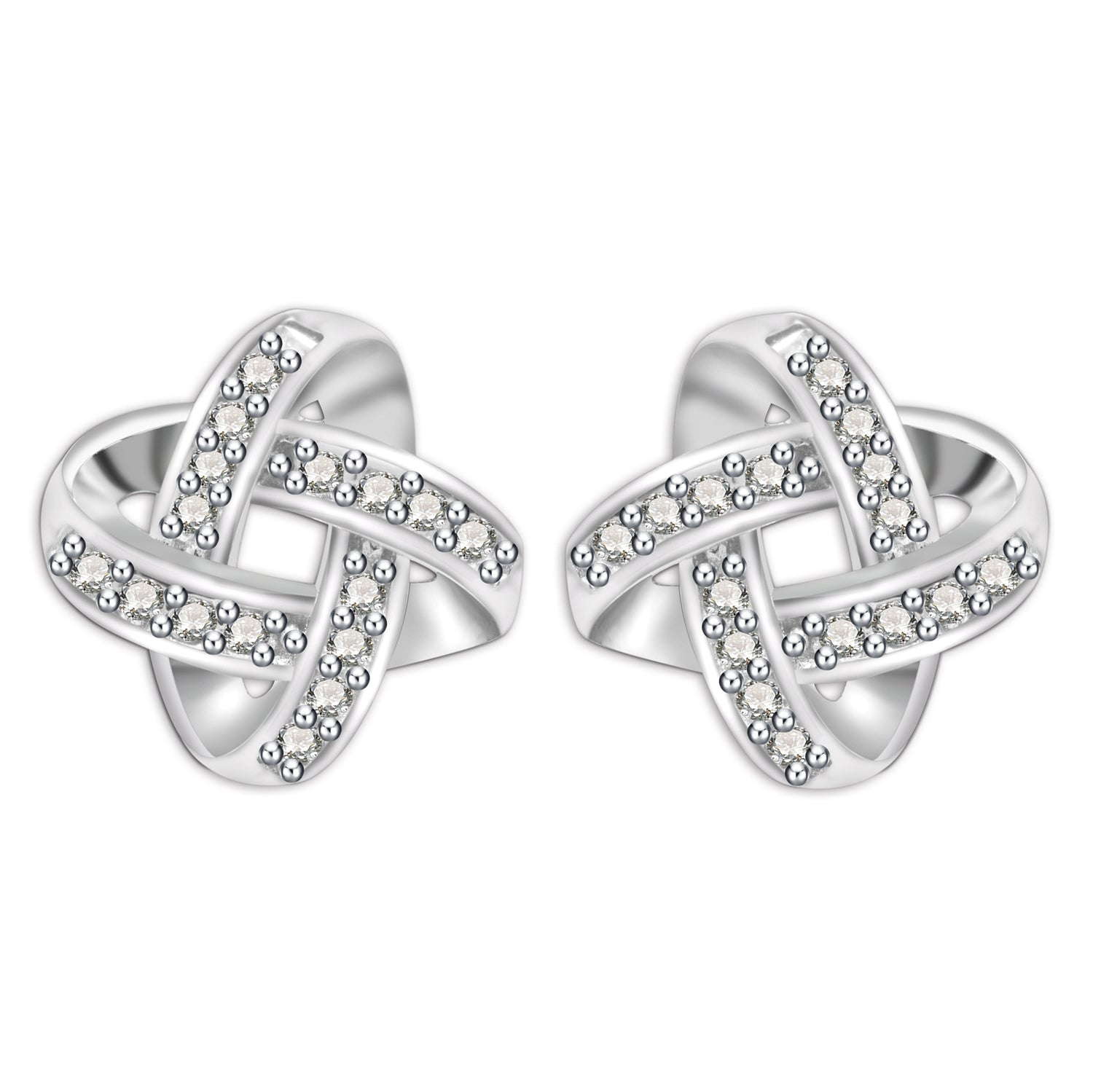 Emma Sterling Silver Earrings