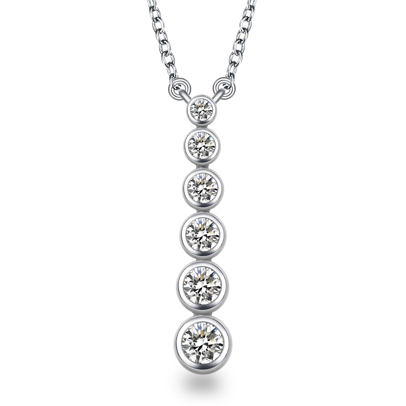 IVY STERLING SILVER NECKLACE