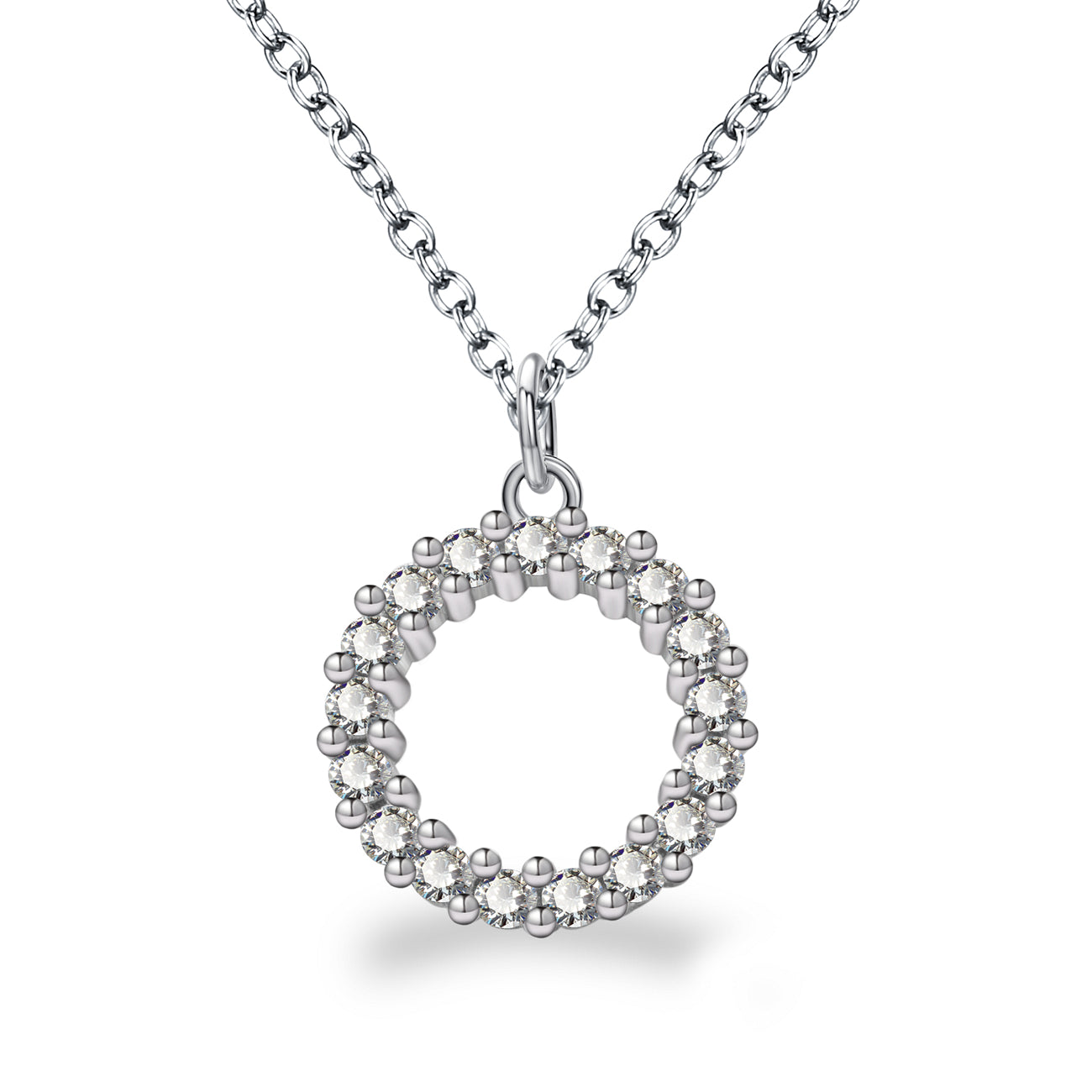 JENNY STERLING SILVER NECKLACE