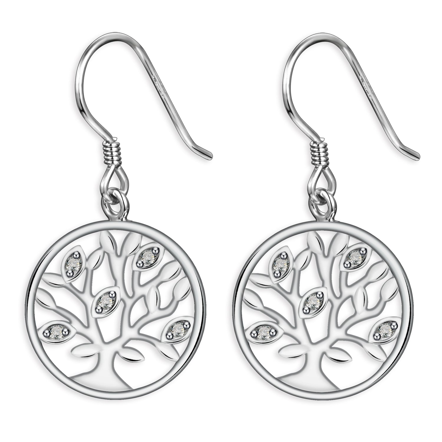 Maya Sterling Silver Earrings