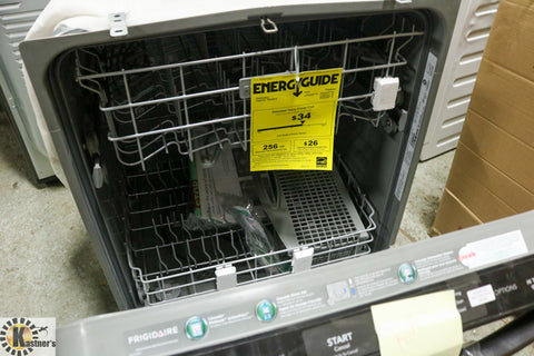 FRIGIDAIRE DISHWASHER - MODEL # FFID2426TD1A