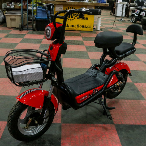 Image of Brand New 500 Watts Power Bike