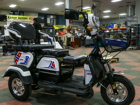 Image of Brand New 500 Watt Power Trike