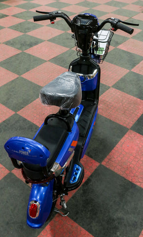 Image of Brand New 350 Watt Power Bike
